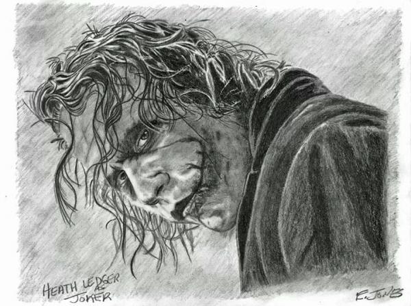 Heath Ledger par jonese